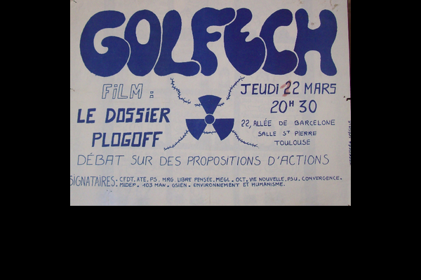 1981 (mars) - Divers collectifs, Partis... - Toulouse.