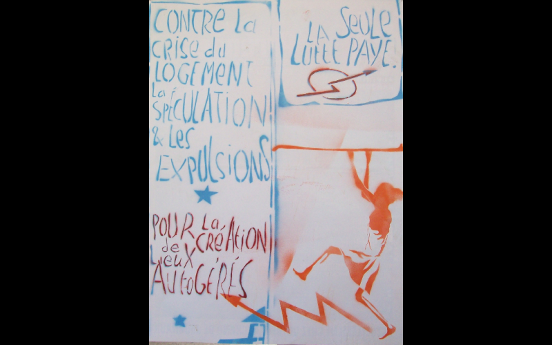 affiche squat Toulouse 2