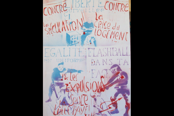 affiche squat Toulouse 3