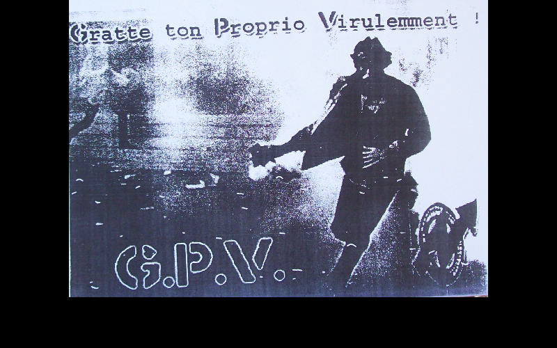 affiche anti-GPV 2, Toulouse