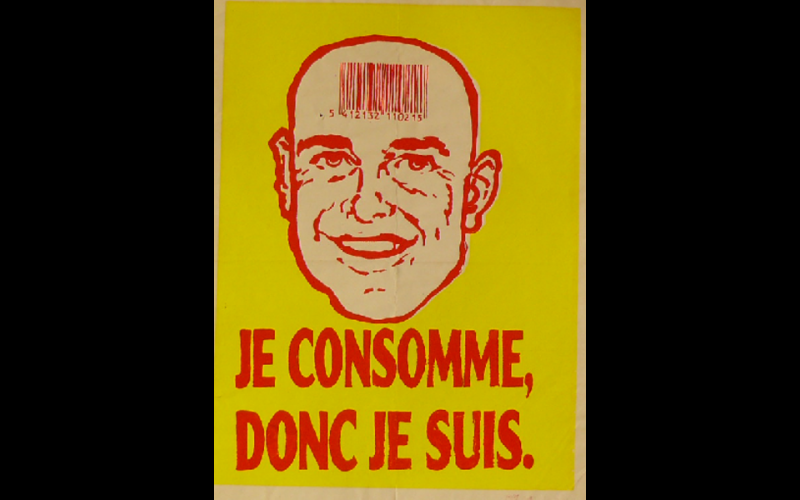 affiche je consomme
