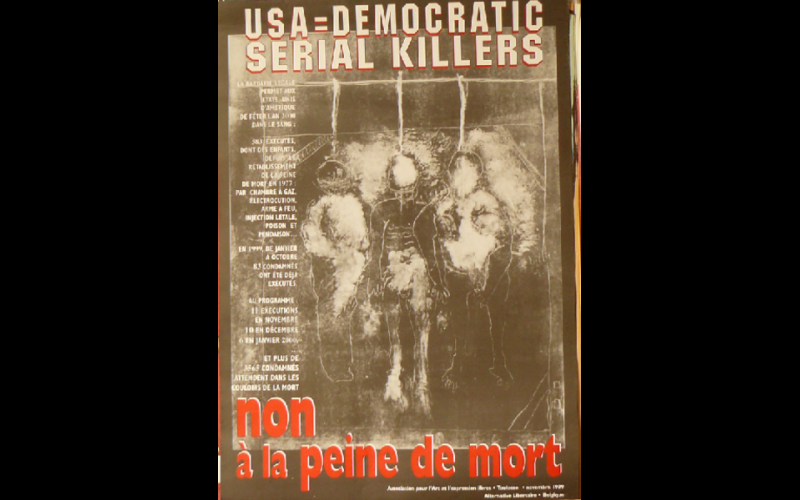 usa democratic serial killer, AAEL, Toulouse, 1999
