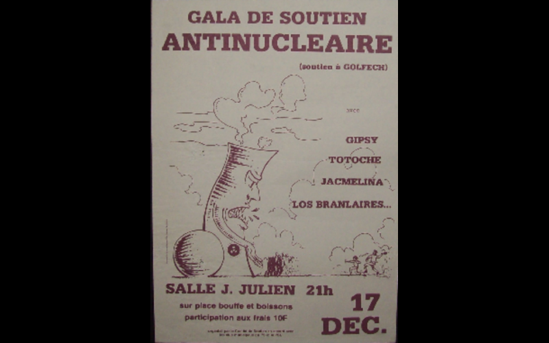 1982 - CAN de Toulouse - Format 45x60