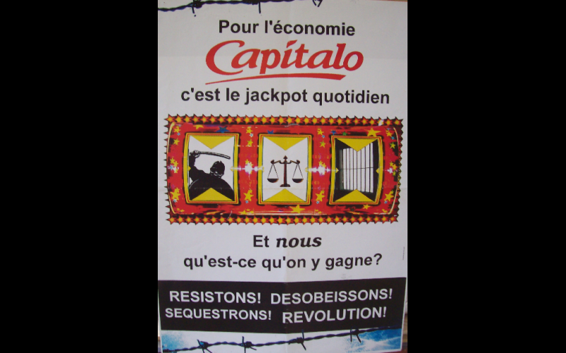 affiche anti-Casino, Toulouse